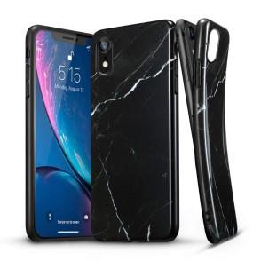 ESR IPhone XR Soft Marble Black  (200-104-250)