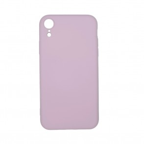My Colors Original Liquid Silicon For iPhone XR Light Violet (200-107-865)