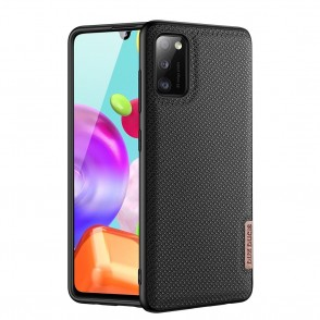 Dux Ducis Fino Θήκη  Samsung Galaxy A41 - Black (200-107-921)