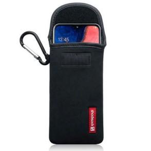 Socksock Θήκη - Πουγκί Samsung Galaxy A20e - Black (121-002-060)