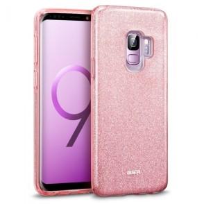 ESR Galaxy S9 Plus Make Up Series Rose Gold   (200-103-545)