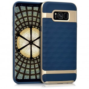 Θήκη Honeycomb Touch μπλε για Samsung Galaxy S8+ by KW (200-102-222)