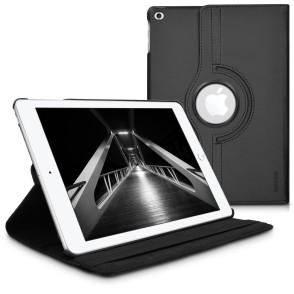 Θήκη-smart cover με stand 360° για Apple iPad 9.7(2017) μαύρη by KW (200-102-516)
