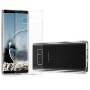 Θήκη σιλικόνης διάφανη  για Samsung Galaxy Note 8 by KW (200-102-341)