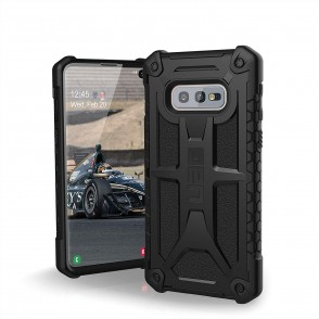 UAG Θήκη Monarch Light Rugged Samsung Galaxy S10e - Black (211331114040)