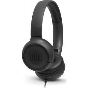 JBL Tune 500 Handsfree Headphones - Ακουστικά Κεφαλής - Black (200-104-415)