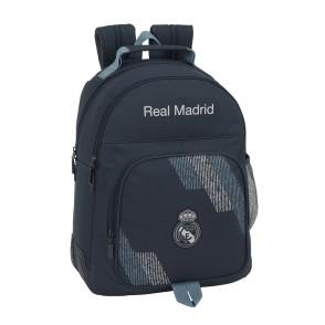 Σχολική Τσάντα Real Madrid με το σήμα της ομάδας - Επίσημο Προϊόν (100-100-852)