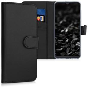 KW Θήκη Πορτοφόλι Samsung Galaxy A50 - Black  (200-103-784)