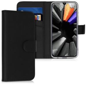 KW Θήκη Πορτοφόλι Samsung Galaxy A40 - Black (200-103-981)