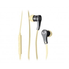 Fresh 'n Rebel Lace Earbuds Handsfree Ακουστικά - Buttercup (3EP100BC)