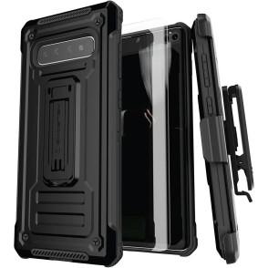 Ghostek Iron Armor 2 - Ανθεκτική Θήκη Samsung Galaxy S10 Plus - Black (GHOCAS2103)