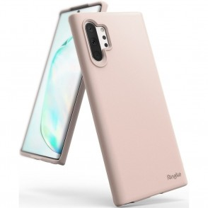 Ringke Air S Θήκη Σιλικόνης Samsung Galaxy Note 10 Plus - Pink Sand (51656)