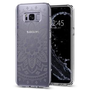 Spigen Galaxy S8 Liquid Crystal Shine Clear (565CS21614)
