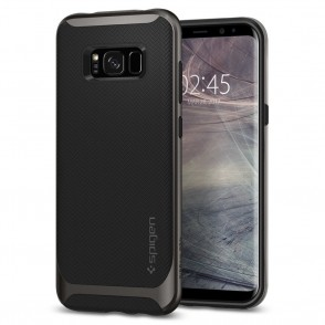 Spigen Galaxy S8+(Plus) Neo Hybrid Gunmetal (571CS21646)