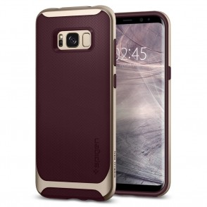 Spigen Galaxy S8+ Neo Hybrid Burgundy (571CS21649)