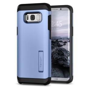 Spigen Galaxy S8+(Plus) Tough Armor Blue Coral (571CS21696)