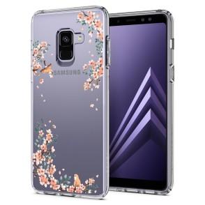 Spigen Galaxy A8 2018 Liquid Crystal Blossom (590CS22750)