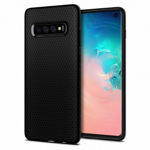 Spigen Galaxy S10+ Liquid Air Black (606CS25764)