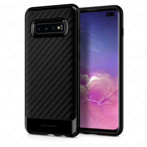 Spigen Galaxy S10+ Neo Hybrid Midnight Black (606CS25773)