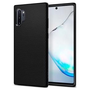 Spigen Samsung Galaxy Note 10+ Liquid Air Black (627CS27330)
