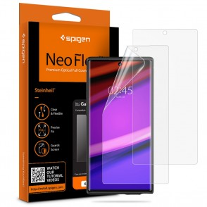 Spigen Samsung Galaxy Note 10+ Screen Protector Neo Flex HD -2 τεμάχια  (627FL27294)
