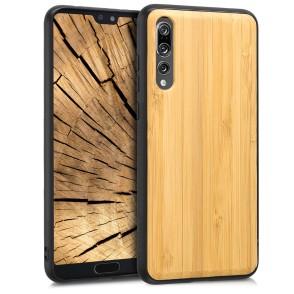 Kalibri Ξύλινη Θήκη Huawei P20 Pro - Light Brown (200-103-723)