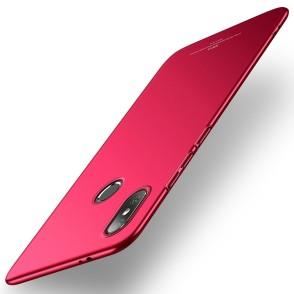 MSVII Super Slim Σκληρή Θήκη PC Xiaomi Mi A2/6X - Red (200-103-020)