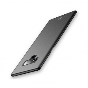 MSVII Super Slim Σκληρή Θήκη Samsung Galaxy Note 9 Matte Black (200-103-022)