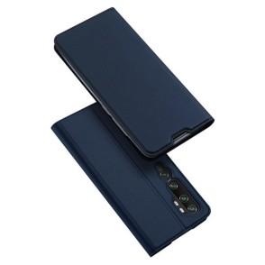 Duxducis Θήκη - Πορτοφόλι Xiaomi Mi Note 10 - Blue (200-105-126)