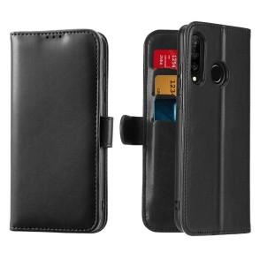 Dux Ducis Kado Kabura θήκη πορτοφόλι για Huawei P30 Lite - Black (200-104-531)