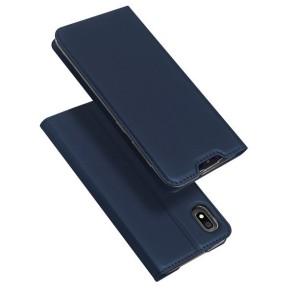 Duxducis Θήκη - Πορτοφόλι Samsung Galaxy A10 - Blue (200-104-696)