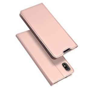 Duxducis Θήκη - Πορτοφόλι Samsung Galaxy A10 - Pink (200-104-697)