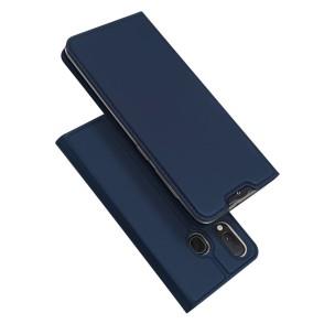 Duxducis SkinPro Flip Θήκη για Samsung Galaxy A70 - Μπλε (200-103-817)