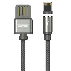 Μαγνητικό Καλώδιο USB/Lightning - Black by Remax (200-102-719)