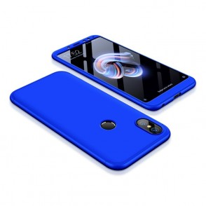 Full Body θήκη για Xiaomi Redmi Note 5 μπλε OEM (200-102-996)