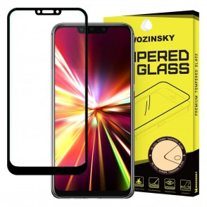 Wozinsky Full Cover Tempered Glass Black για Huawei Mate 20 Lite  (200-103-522)