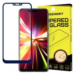 Wozinsky Full Cover Tempered Glass Blue για Huawei Mate 20 Lite  (200-103-259)