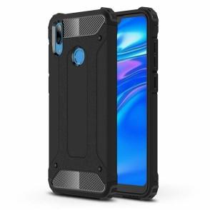 Ανθεκτική Θήκη Tech Armor για Huawei Y7 2019 / Y7 Prime 2019 Black- OEM (200-104-904)