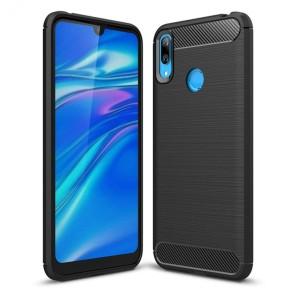Θήκη TPU Carbon Huawei Y7 2019 / Y7 Prime 2019 - Black- OEM (200-104-798)