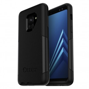 OtterBox Galaxy A8 2018 Commuter Black (77-58435)