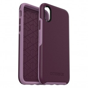 OtterBox iPhone X / Xs New Symmetry Violet (77-59573)