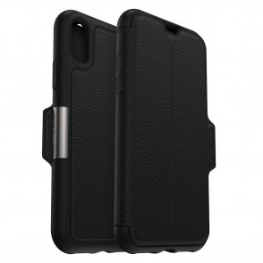 OtterBox iPhone X / Xs Strada Folio Shadow (77-59630)