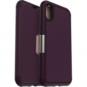 OtterBox iPhone X / Xs Strada Folio Royal Blush (77-59632)