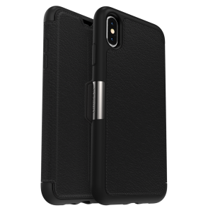 OtterBox iPhone Xs Max Strada Folio Shadow (77-60132)