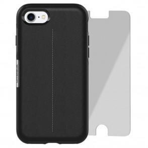 OtterBox iPhone 7 Strada Onyx + Alpha Glass (78-51131)