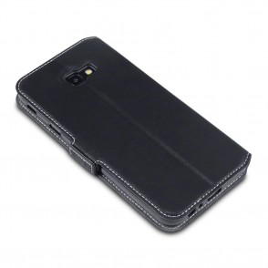 Terrapin Low Profile Θήκη - Πορτοφόλι Samsung Galaxy J4 Plus 2018 - Black (117-002a-094)