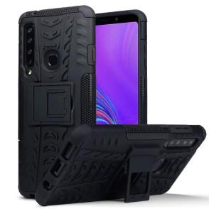 Terrapin Ανθεκτική Θήκη Samsung Galaxy A9 2018 - Black (131-002-112)