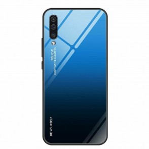 OEM Θήκη Tempered Glass Xiaomi Redmi Note 8 - Blue / Black (200-104-578)