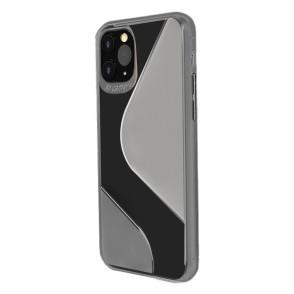 S-Case Θήκη Σιλικόνης για Samsung Galaxy A21S Μαύρη OEM (200-106-006)