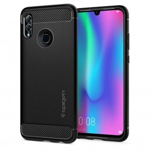Spigen Θήκη Rugged Armor Huawei P Smart 2019 - Black (L40CS25949)
